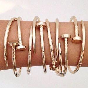 ⚡️Restocked⚡️ Nail Bracelet: